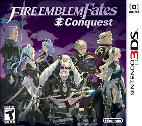 Fire Emblem Fates: Conquest DLC - 3DS [Digital Code]