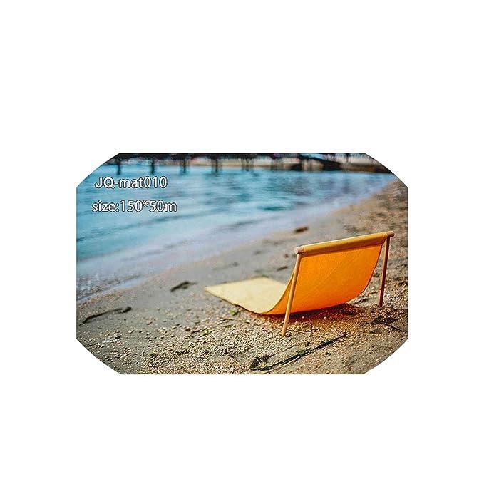 Smileshop01 - Esterilla Hinchable para Playa, Camping, Ocio ...