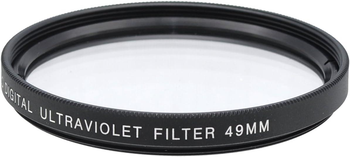 Xit XT49UV 49 Camera Lens Sky and UV Filters