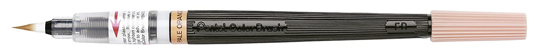 Einzigartiger Pinselstift gef/üllt mit Aquarelltinte Grau 1 St/ück Pentel XGFL-137X Colour Brush