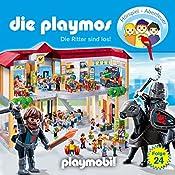 Die Ritter sind los! (Die Playmos 24) | Simon X. Rost, Florian Fickel