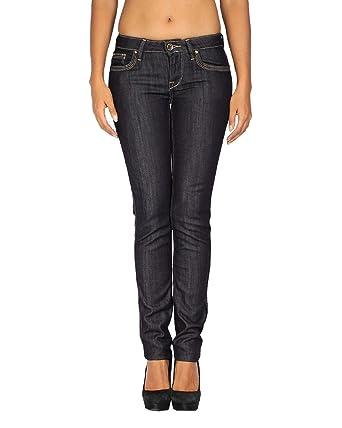 MELTIN'POT Women's Jeans Milla Skinny Fit at Amazon