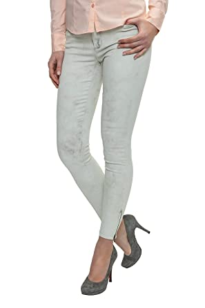ONLY Damen Jeans Royal Reg SK Acid Ankle Jeans Cloud Dancer Beige (XS   32,  Beige (Col. Cloud Dancer))  Amazon.de  Bekleidung c3608cfa41