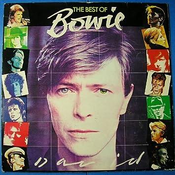 David Bowie The Best Of Bowie Vinyl Lp Amazon Com Music
