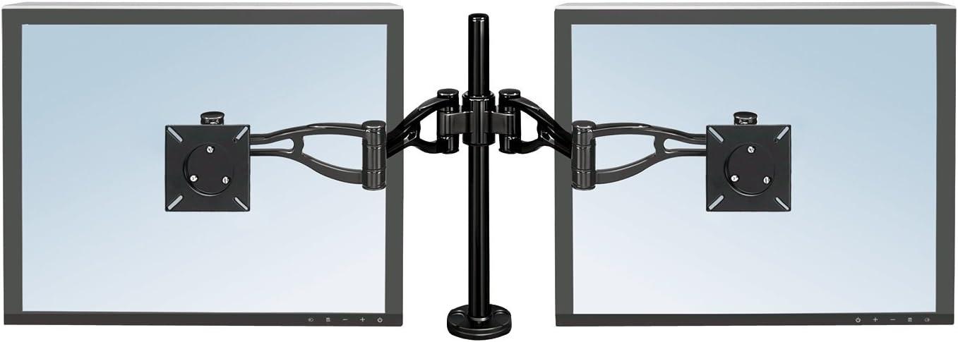 Fellowes Professional Series Depth Adjustable Dual Monitor Arm (8041701)