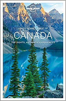 Book Lonely Planet Best of Canada (Travel Guide)
