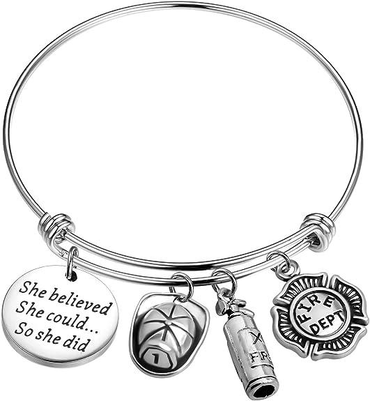 Firefighter Bracelet