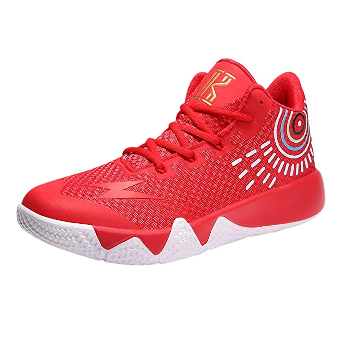 Women Men Sneakers Women Men Outdoor Basketball Shoes Couple Breathable Mesh Sport Shoes
