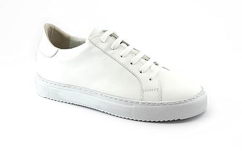 c7a6ccf869f72 Grunland GI HOAN SC3850 White Silver Shoes Sneaker Woman Lasso ...
