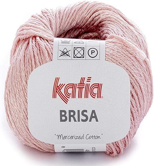 Lanas Katia Brisa Ovillo de Color Maquillaje Cod. 48: Amazon.es: Hogar