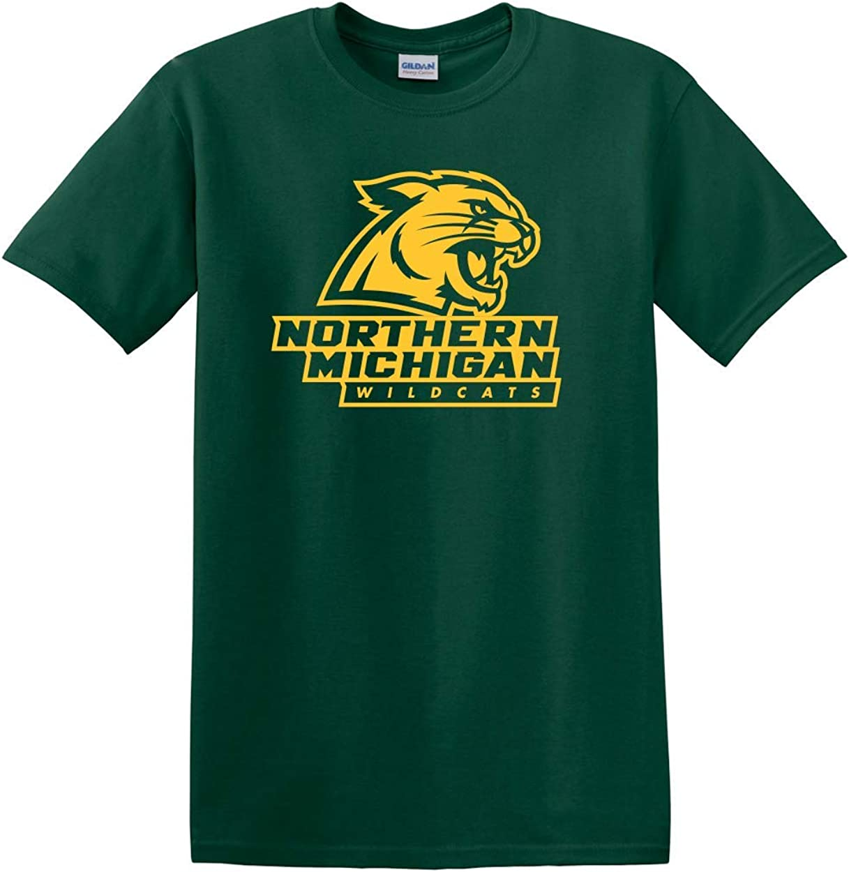 NCAA Northern Michigan Wildcats T-Shirt V1