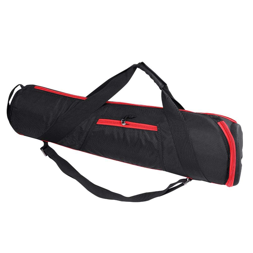 Tripod Bag, 65cm, 70cm, 75cm, 80cm Tripod Carrying Bag With Shoulder Strap, Double Nylon, Photo Studio Zipped Bag For Carrying Tripods, Umbrellas, Light Stands, Gallows Stands And Accessories(70CM) by Diyeeni
