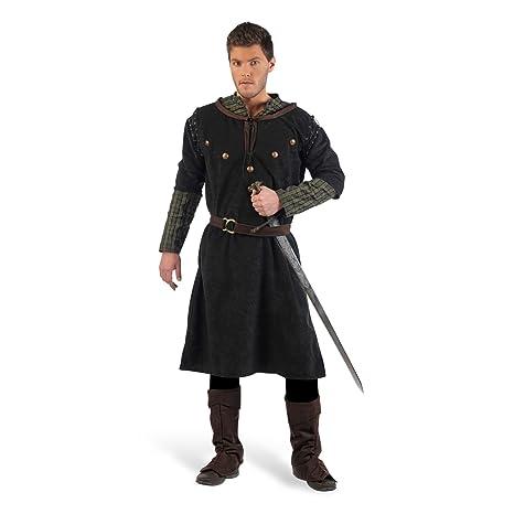 Elbenwald - Costume Da Paggio Medievale Deluxe - Costume Da Carnevale Per  Uomo - Set In 08fc7ef8e840
