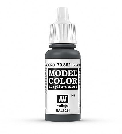 a08502d53a0ed Vallejo Black Grey Model Color Paint, 17ml
