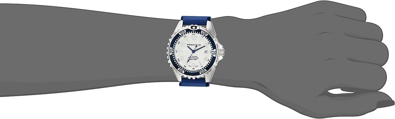 Momentum's Unisex M1 Splash Watch 200m 660 ft Water Resistant Rotating Dive Bezel