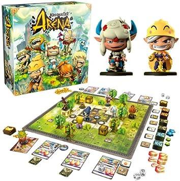 Ankama Krosmaster Arena - Juego de mesa con figuras (en alemán): Amazon.es: Juguetes y juegos