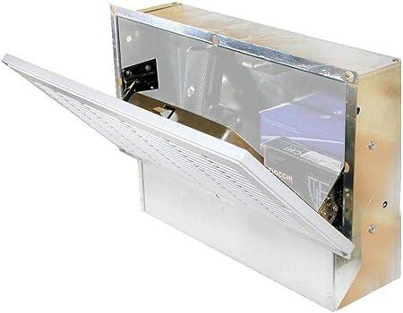 Quickshelf Safe En Blanc