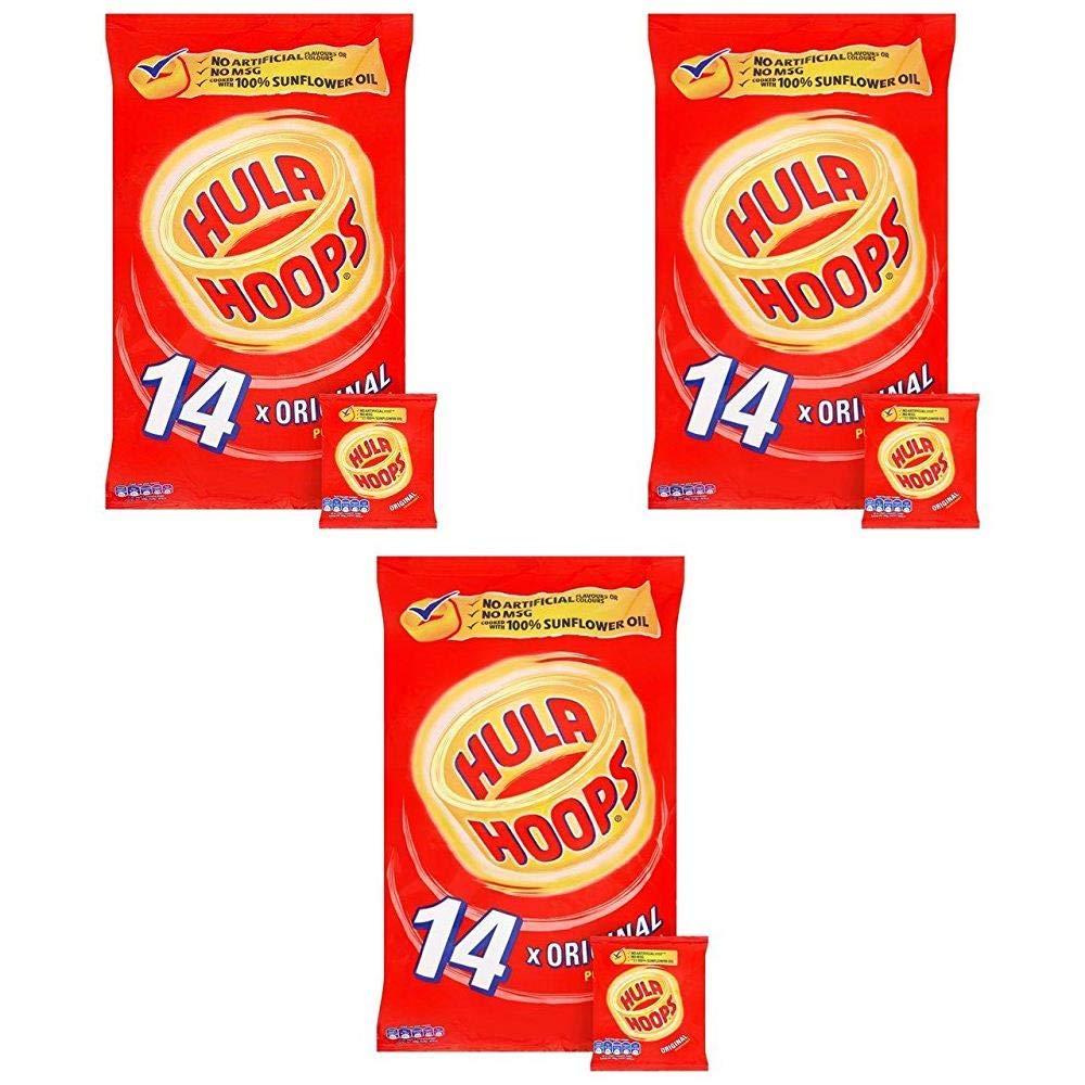 Original Hula Hoops 24g x - 14 per pack