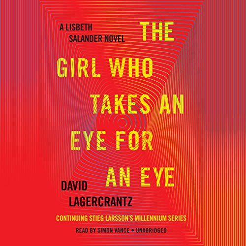 The Girl Who Takes an Eye for an Eye Audiobook [Free Download] thumbnail