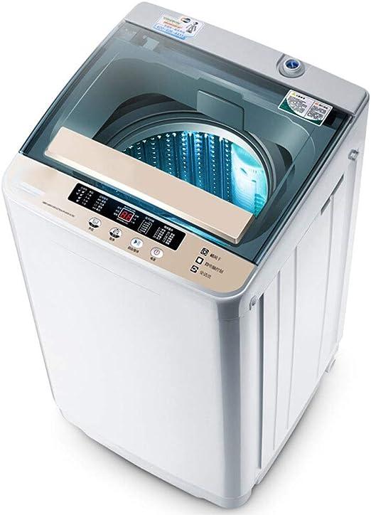 SELCNG Lavadora automática de la Rueda de Onda hogar 4.5KG pequeño ...
