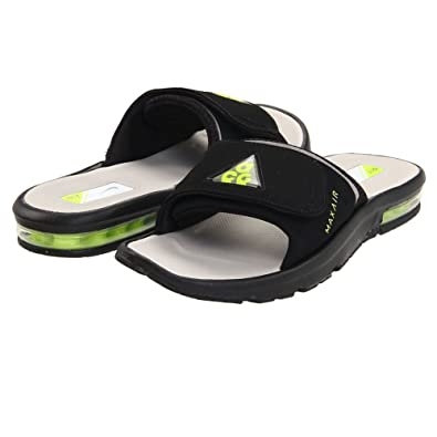 f8f065c12250 Nike Air Moray 2 ACG Slide  363131-003  Black Medium Grey-