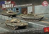 Team Yankee T-72 Tankovy Company