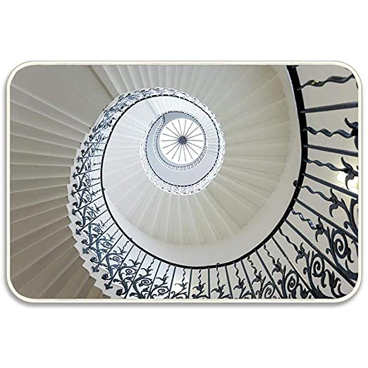 AmyNovelty Tapete,Escalera De Caracol The Queens House Peter Adams ...