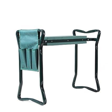 Terrific Amazon Com New Folding Garden Kneeler Knee Pad Support Seat Andrewgaddart Wooden Chair Designs For Living Room Andrewgaddartcom
