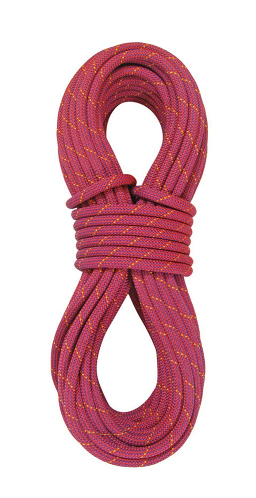 Sterling Ropes 10.1mm Slim Gym Dynamic Rope, Red, 30M