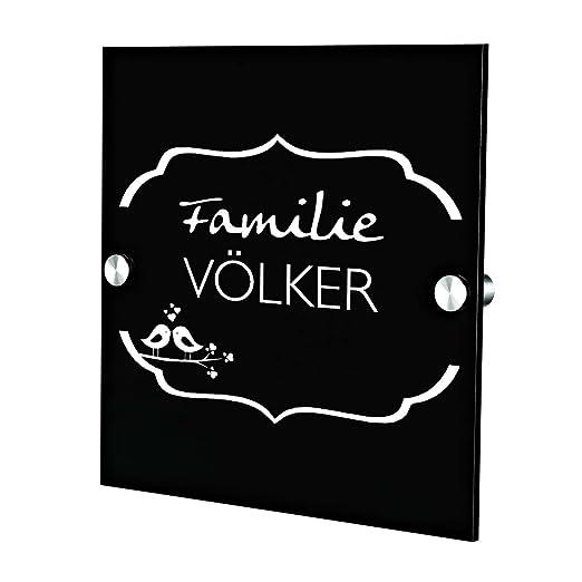 Cartel Personalizado para Puerta con Efecto Polar, de Vidrio ...