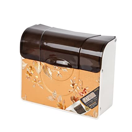 Aseo Baño Bandeja Plástica/Caja De Toallas De Papel Higiénico/Caja De Papel De