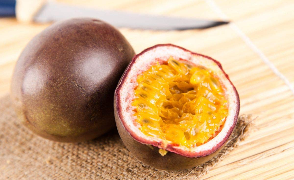 Fresh Passion Fruit (2lb) by Tropical Importers