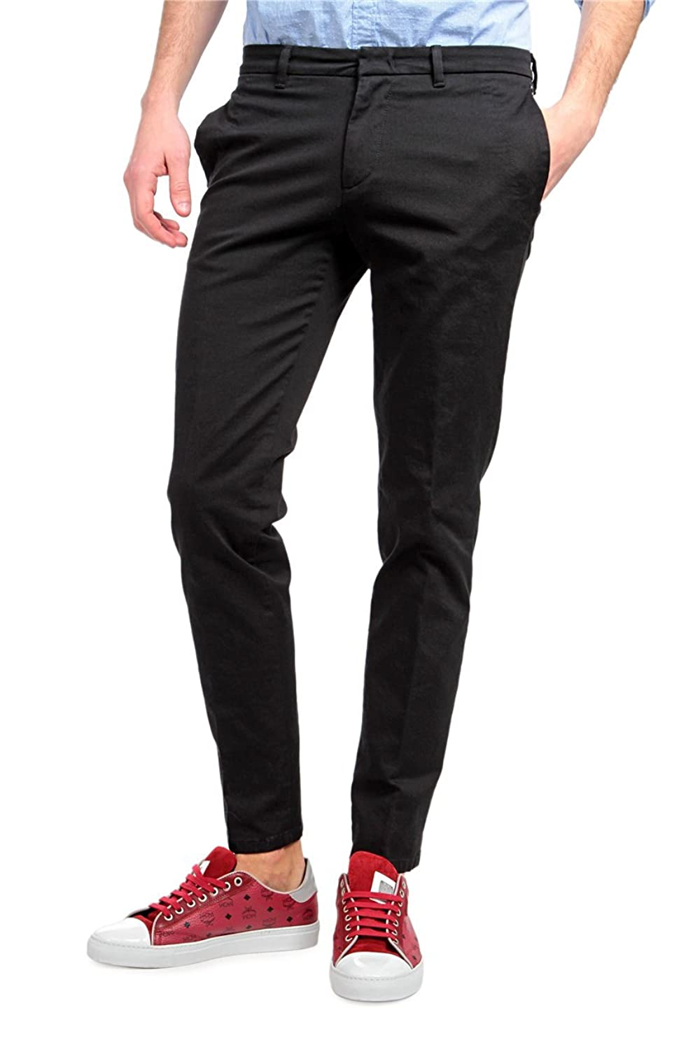 G-Design Chino Pants TERRY, Color: Black