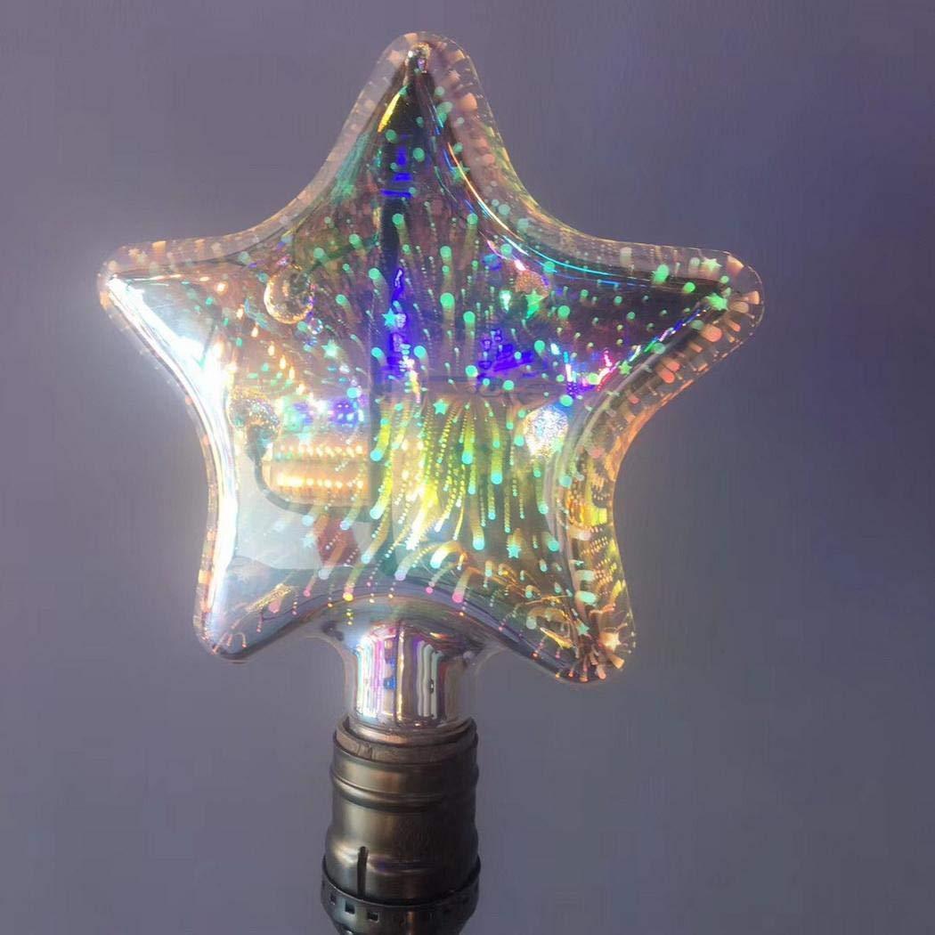 Sandinged Christmas Decoration Creative Dazzling High Brightness Light Bulb LED Bulbs