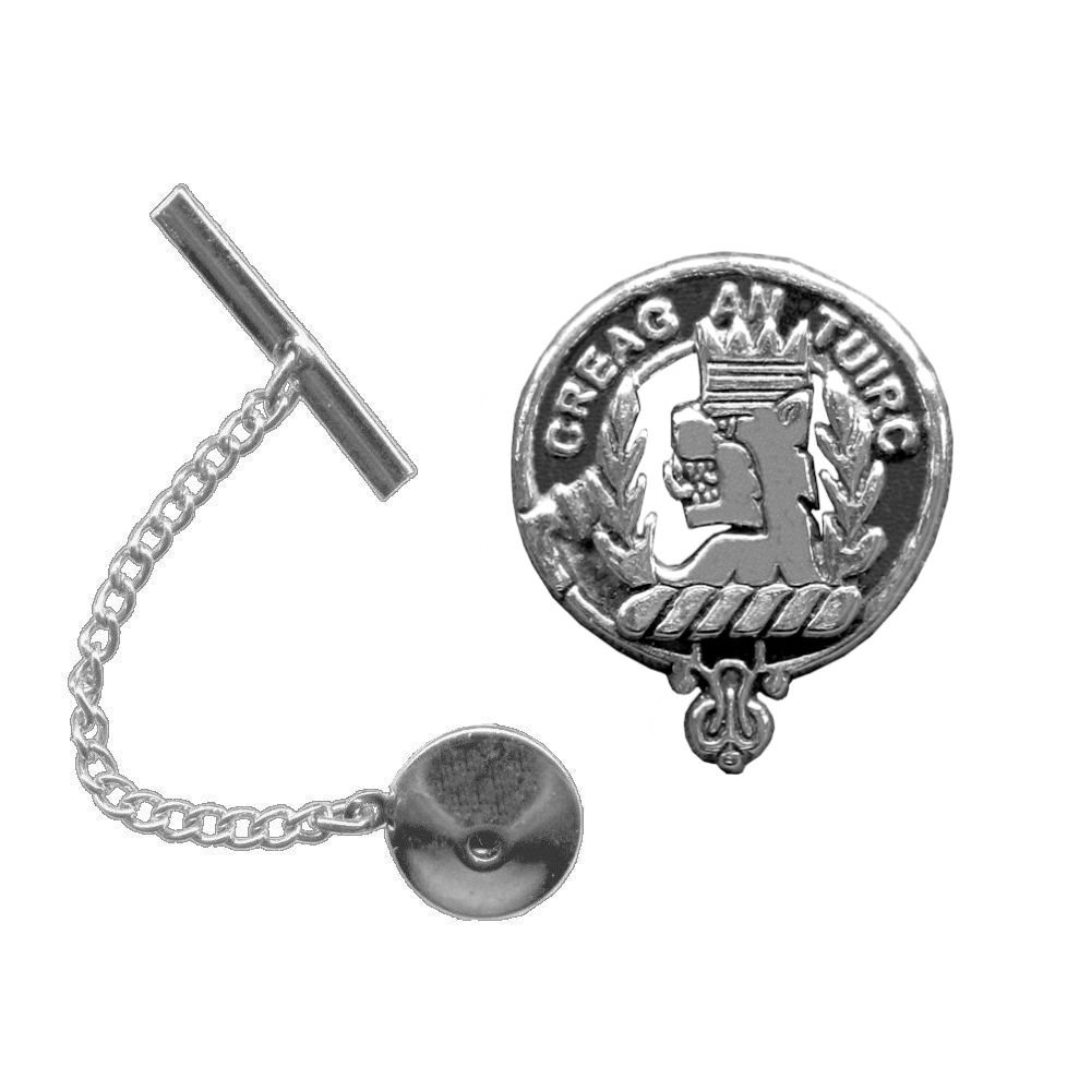 MacLaren Scottish Clan Crest Tie Tack/ Lapel Pin