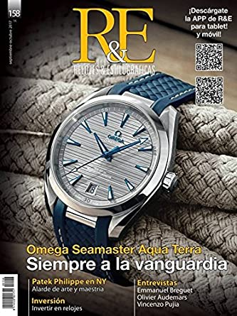 R&E-Relojes&Estilográficas September 1, 2017 issue