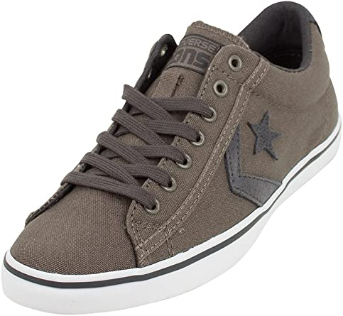 Player lp ox trainers grey grey