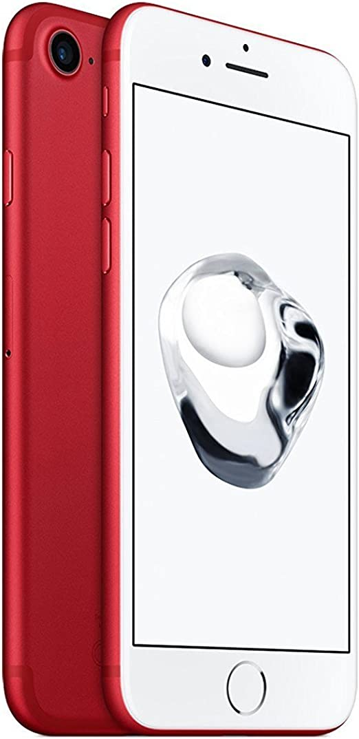 Apple iPhone 7 128GB Unlocked, Red (Renewed): Amazon.ca: Cell ...