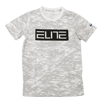 54768ee0 Boys' Nike Dry Elite Basketball T-Shirt: Amazon.ca: Sports & Outdoors