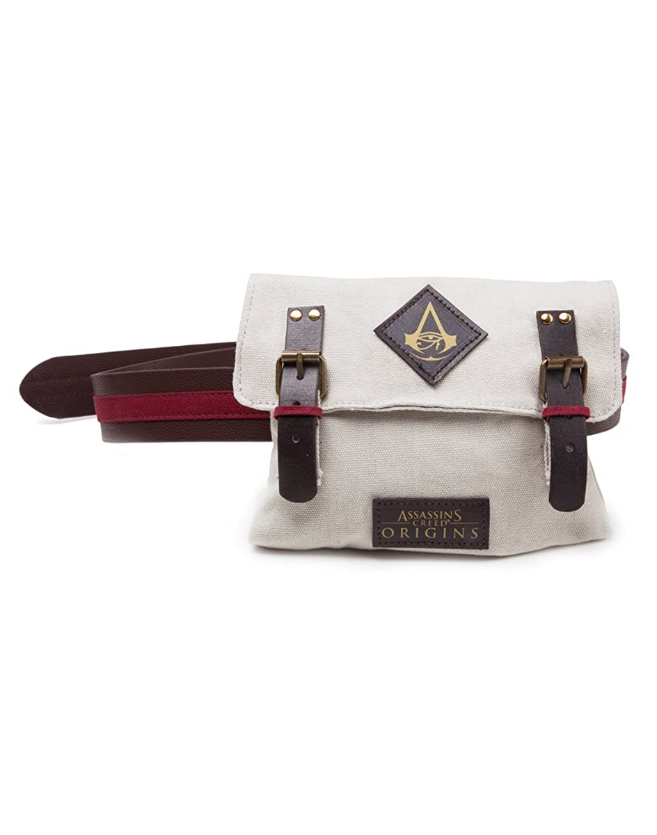 Assassin's Creed Belt With Satchel Multicolor Assassin' s Creed