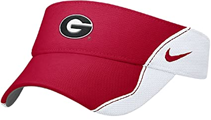 Image Unavailable. Image not available for. Color  Nike Georgia Bulldogs Dri -FIT Visor 2b5a29ac7bb4
