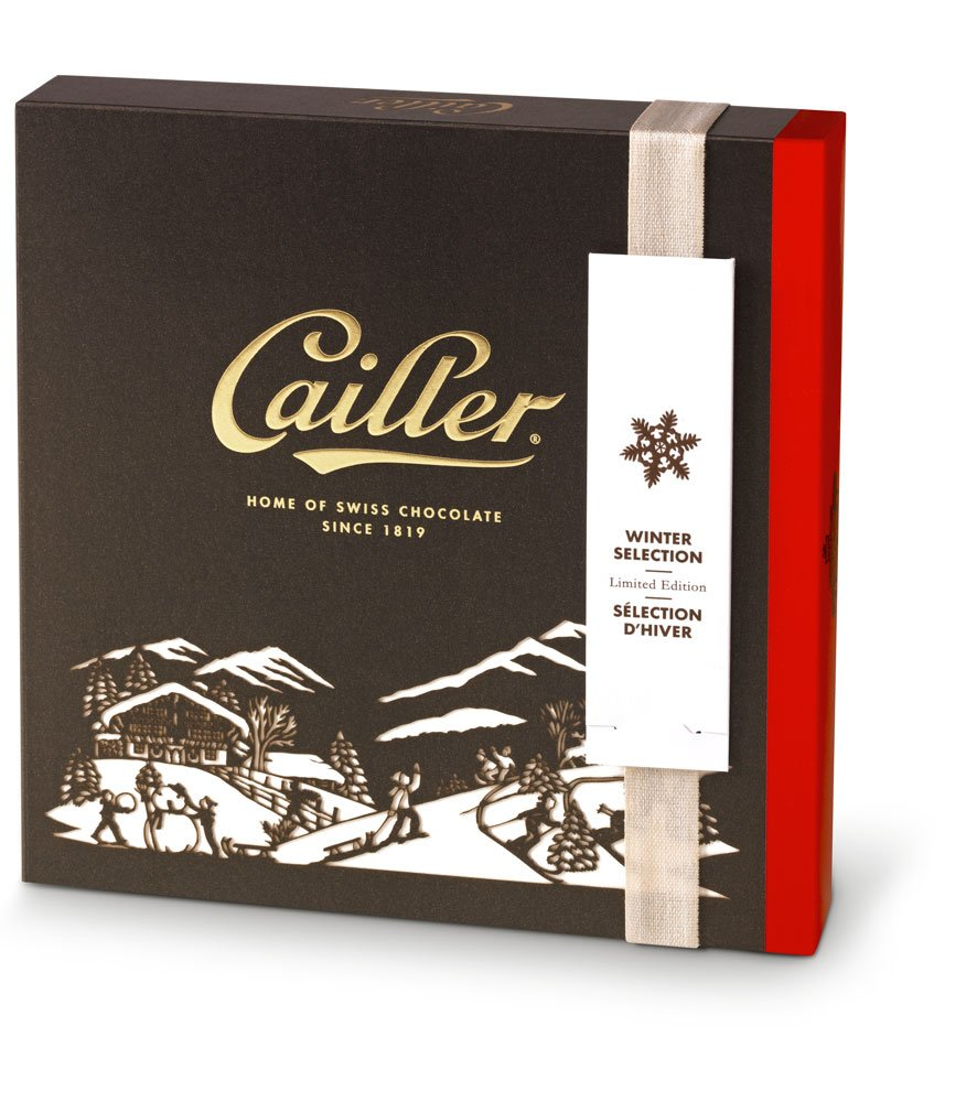 Amazon.com : CAILLER Winter Selection Chocolates, Small Box ...