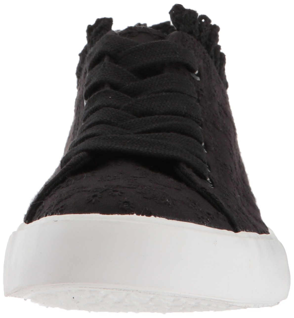 Rocket Dog Women's Jaybird Lucky Eyelet Cotton Sneaker B075NZ5D4C 8.5 B(M) US|Black