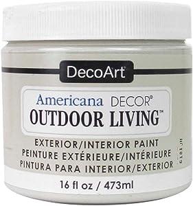 DecoArt Outdoor Living 16oz Sand