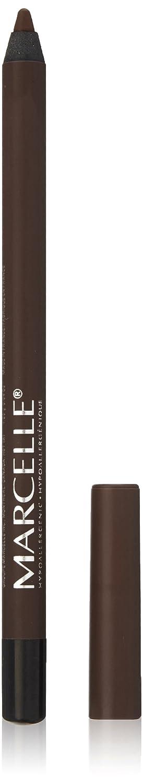 Marcelle Velvet Gel Waterproof Eyeliner, Dark Chocolate, Hypoallergenic and Fragrance-Free, 0.04 oz