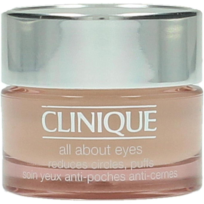 Eine gute und reichhaltige Augencreme wird auch von der Marke Clinique hergestellt.