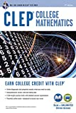 CLEP College Mathematics Book + Online (CLEP Test Preparation)