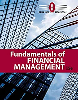 Fundamentals of financial management with thomson one business fundamentals of financial management mindtap course list fandeluxe Images