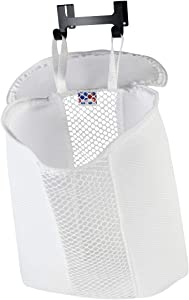 "MatchMaid- The Sock Hamper- Washable Laundry Hamper for Socks- 12"" x 10.5"" x 3"" - Laundry Organizer- Laundry Basket/Laundry Hamper- Sock Organizer"