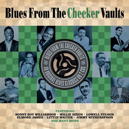 Blues from the Checker Vaults - Various
